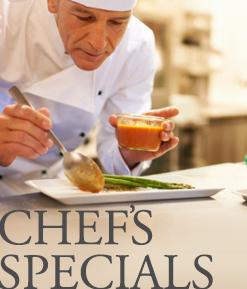 Chefs Specials