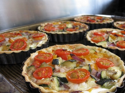 veggie-deli-tart-summer-vegetables